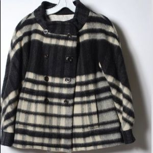 Marc By Marc Jacobs Wool Coat
